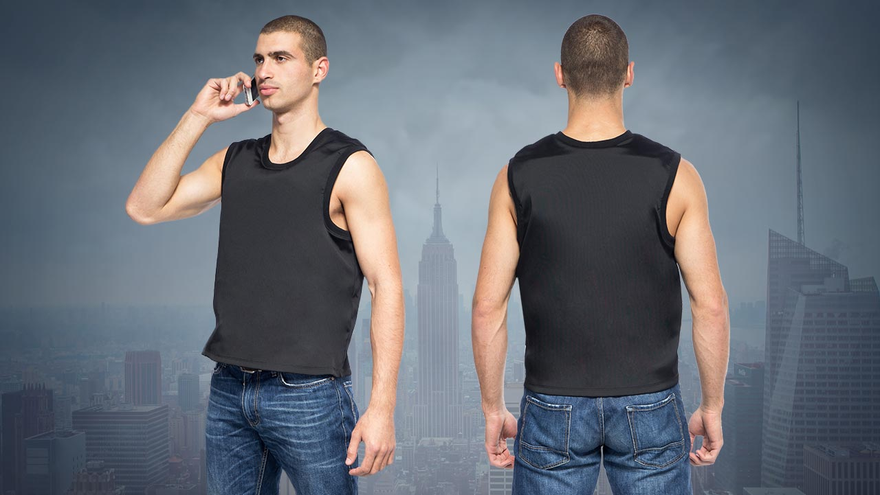 Model 13 - Ballistic T-shirt