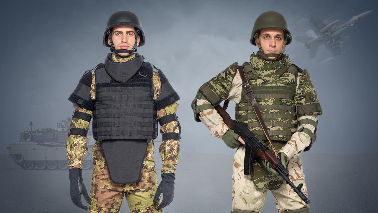 ballistic vests