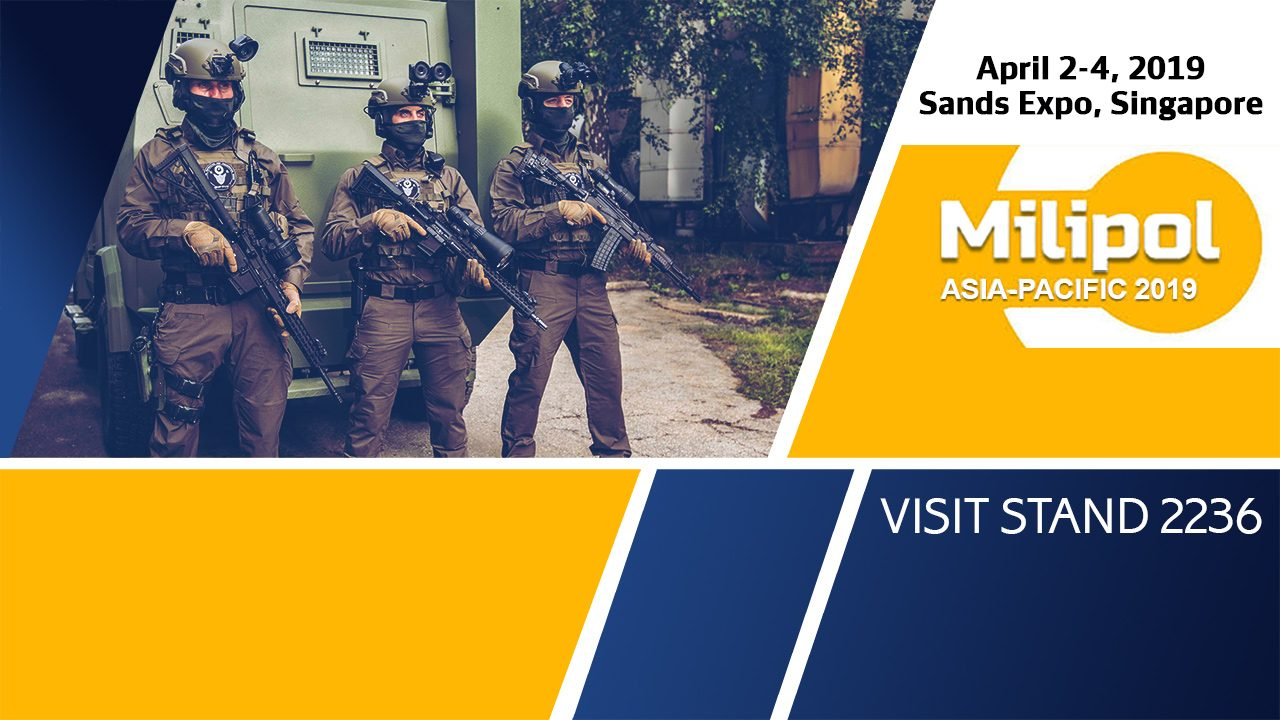 MILIPOL Asia-Pacific 2019: Upcoming Defense Exhibition In Singapore