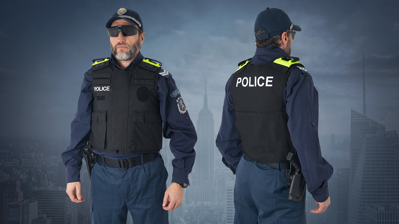 Modelo 22 - Security Police